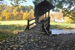 dřevěný most  Lochbauer (1)